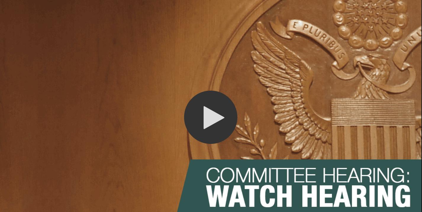 NCSHA Presents Testimony at U.S. Senate Hearing Examining Solutions to America's Affordable Housing Crisis
