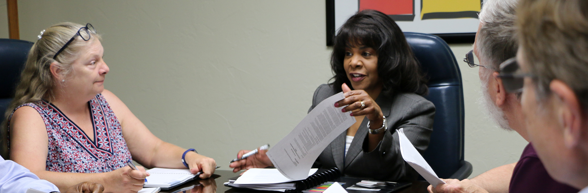Oklahoma-HFA Deborah Jenkins Executive Director