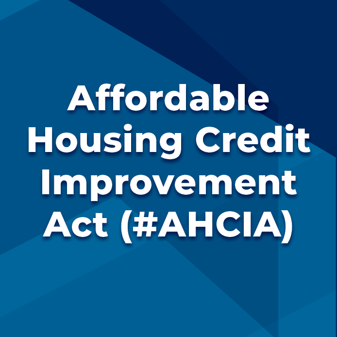 Mayors' Letter in Support of AHCIA of 2019