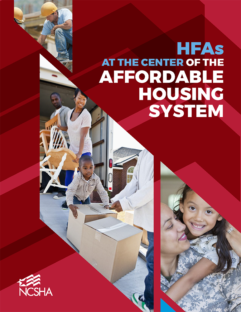 HFAs at the Center of the Affordable Housing System: 2019 NCSHA Congressional Handout