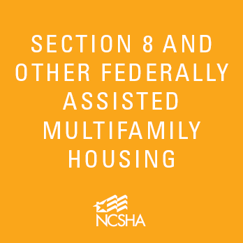 Section 8 and Other Federally Assisted Multifamily Housing Reference Guide